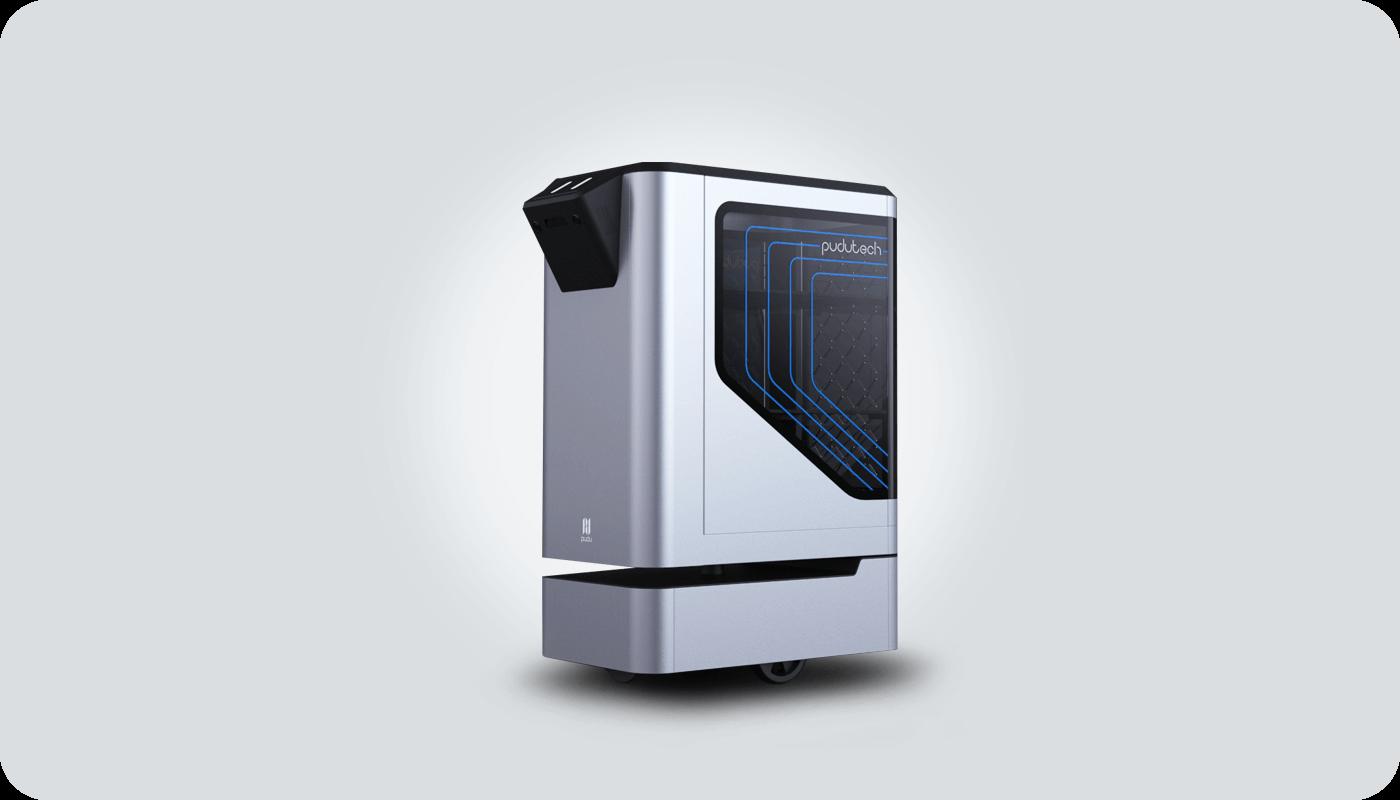 Получено финансирование серии А $7 млн, основной инвестор QC Capital В Шанхае выпущен робот-доставщик GazeBot с несколькими сценариями