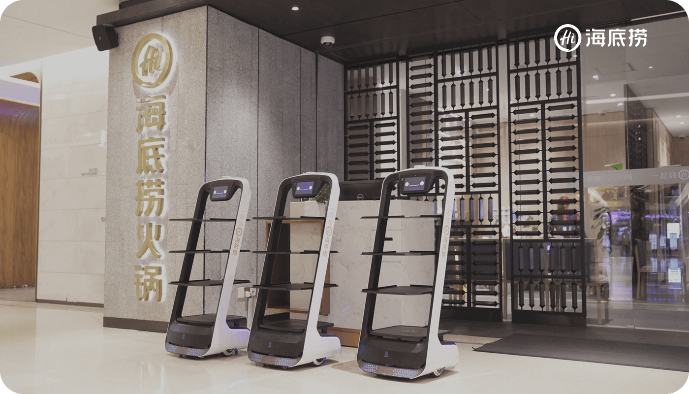 12  Launched food delivery robot BellaBot and Bussing robot HolaBot    11  Sold 5,000 sets of robot Cooperated with 2000 partners 01  Release of new product HoloBot,  buildings  delivery robot in CES in the US