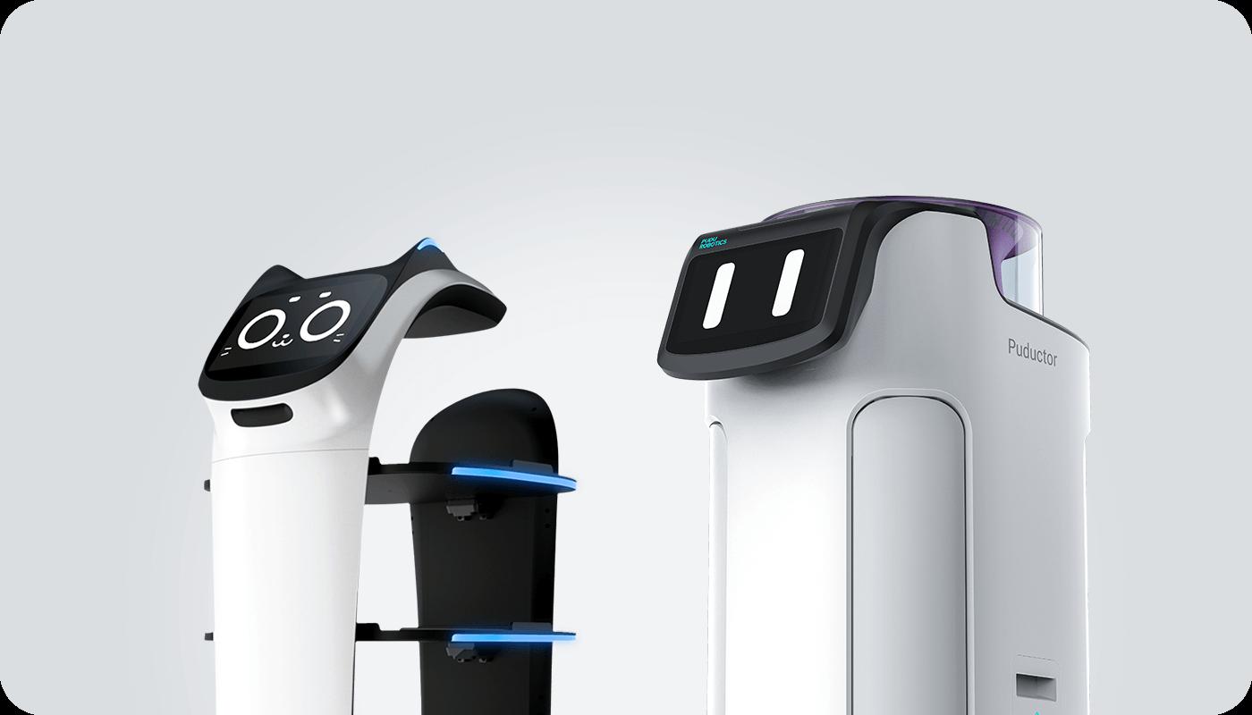 Технология в борьбе с вирусом.Робот Pudu применяется в более чем 100 больницах и карантинных центрах Получено финансирование серии В более $150 млн от Meituan В августе получено финансирование серии B+ почти $15 млн, основной инвестор Sequoia Capital China